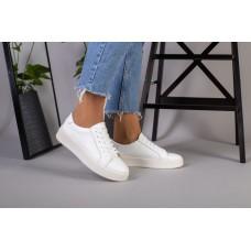 Женские белые кроссовки 41